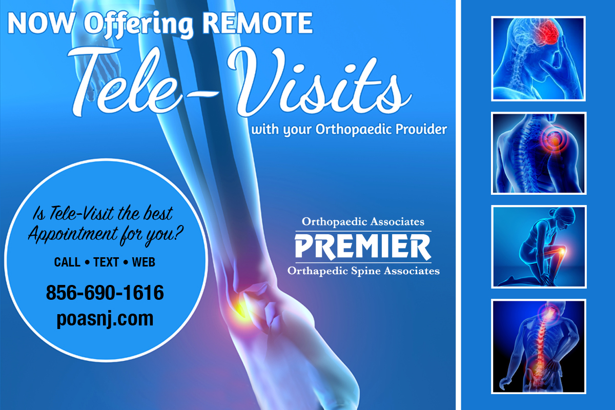 Is a Tele-Visit the best appointment for you?