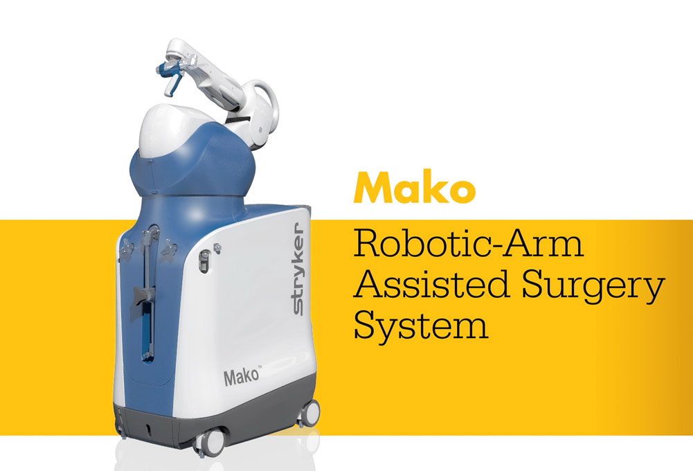 MAKO® robotic-assisted technology
